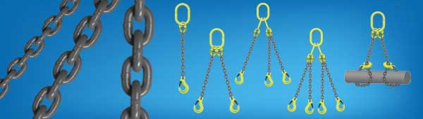 Siam Martec's chain slings